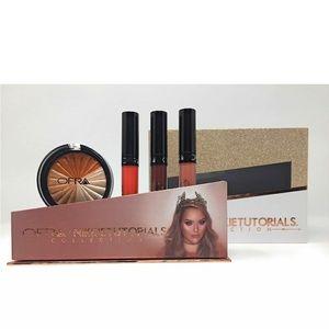 NIB OFRA x NikkieTutorials makeup set